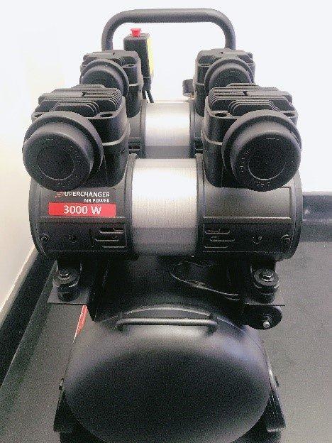 Detail - Máy nén khí chính hãng HIROMA DHL- 0550